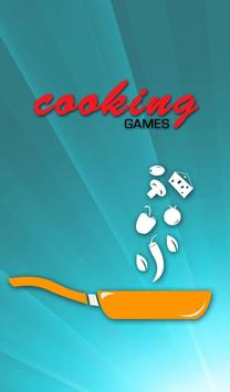 Cooking Games poster