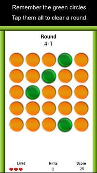 Memoryze - Brain training game poster