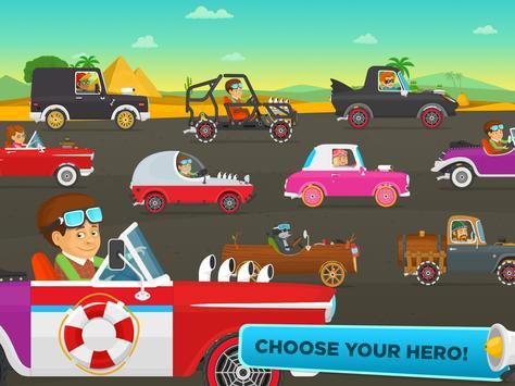 Racing Car Game for Kids Free apk screenshot