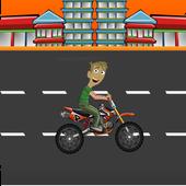 Kratts go wild World MotoBike icon
