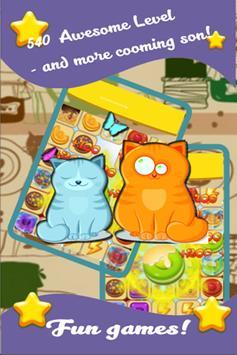 Cookie Cats 2 Crumble screenshot 1