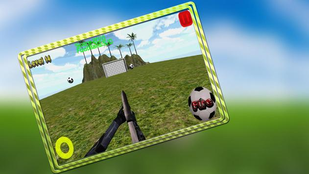 Real Football Shooting apk screenshot