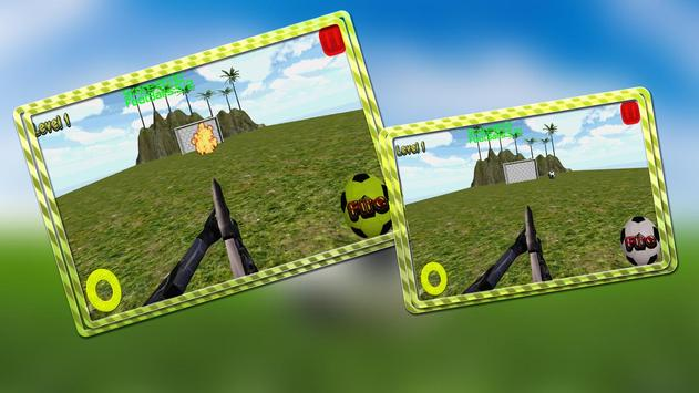 Real Football Shooting screenshot 2