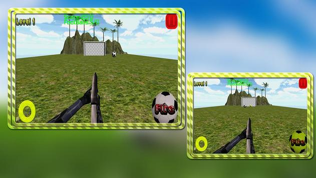 Real Football Shooting screenshot 6
