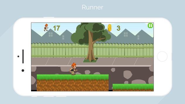 Roads Runner poster