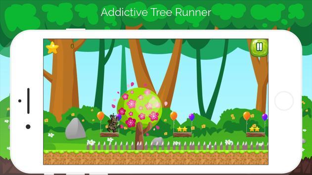 Tree Runner Journey poster