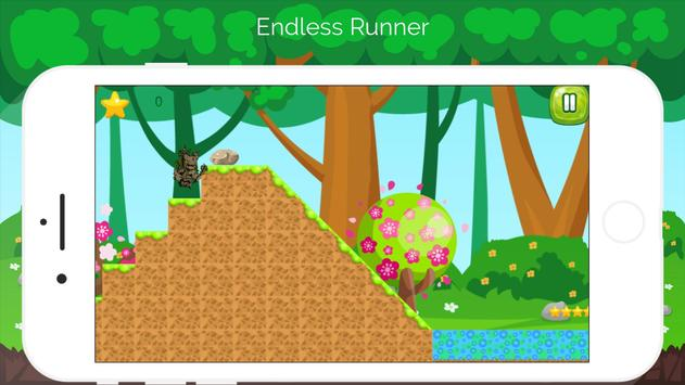 Tree Runner Journey screenshot 2