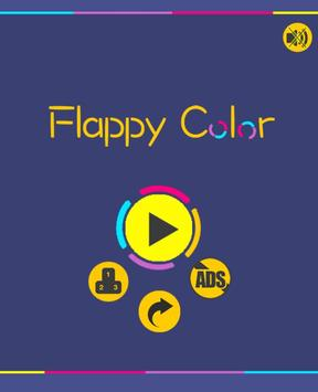 Flappy Color Switch screenshot 8