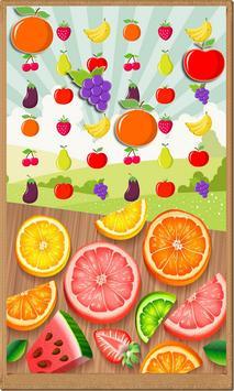 FRESH FRUITS GAMES apk screenshot