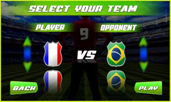 World Football Game Match 2018 screenshot 1