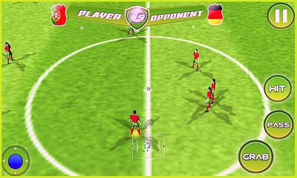 World Football Game Match 2018 screenshot 7