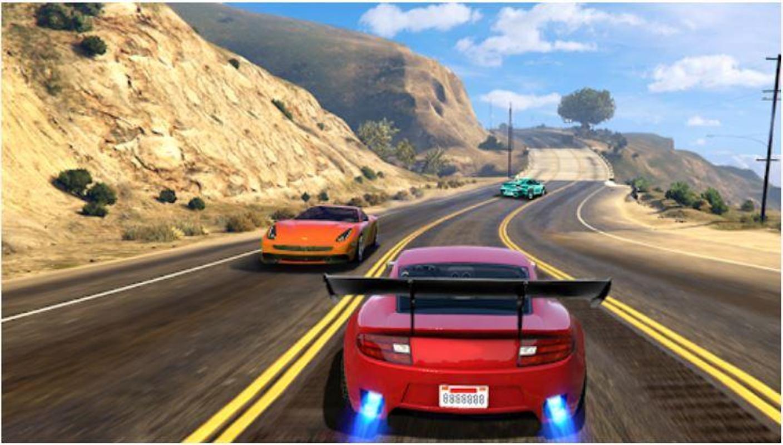 Puff Games Car Racing