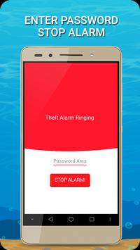 Full battery & unplug charger alarm – Anti Robber capture d'écran 2