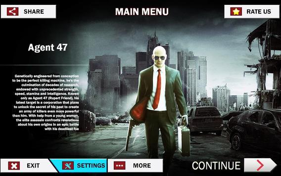 Hitman 2018 Agent 47 poster