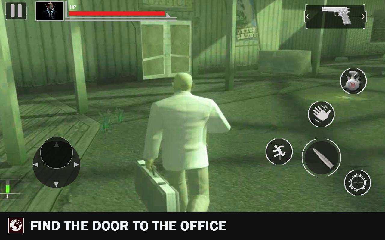 Hitman 2018 Agent 47 for Android - APK Download