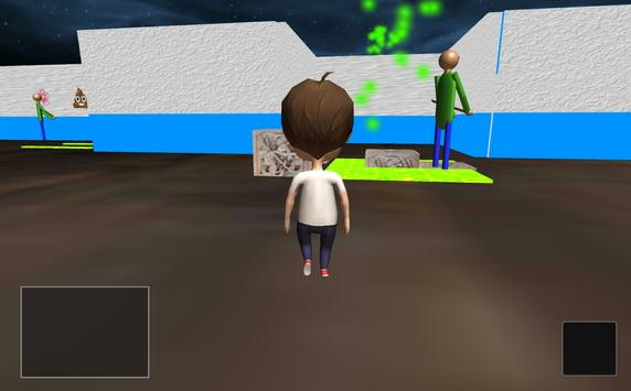 Baldi Party School Online screenshot 1