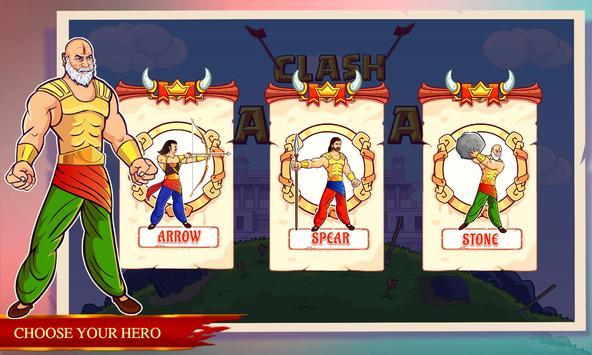 clash of bahubali poster