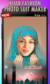 Hijab Fashion Photo Suit Maker apk screenshot