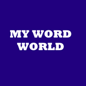 My Word World icon