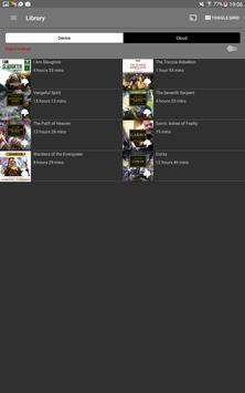 Black Library Audio screenshot 5