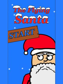 The Flying Santa apk screenshot