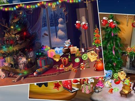 Christmas Crime Investigation screenshot 1