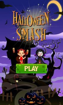 Halloween Smash poster