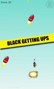Black Speeder Jump screenshot 2