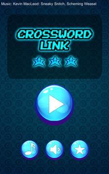 Crossword Cookies Link screenshot 1