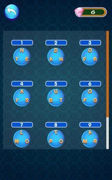 Crossword Cookies Link screenshot 4