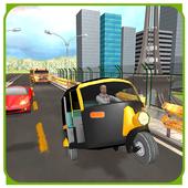 Lahori Tuk Tuk Auto Rikshaw icon