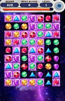 Jewels Match 3 screenshot 3