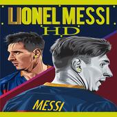 Lionel-Messi LockScreenHD 2018 icon