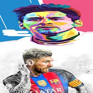 Lionel-Messi LockScreenHD 2018 apk screenshot