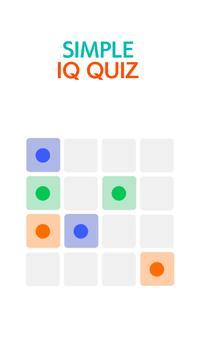 頭が良くなる ライン パズルゲーム LINK ポスター