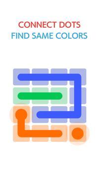 頭が良くなる ライン パズルゲーム LINK スクリーンショット 1