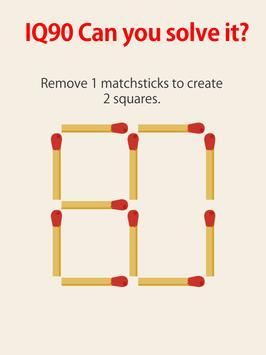 MATCHSTICK - matchstick puzzle game screenshot 5