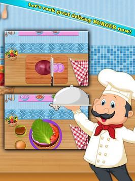 Girls Cooking Games screenshot 4
