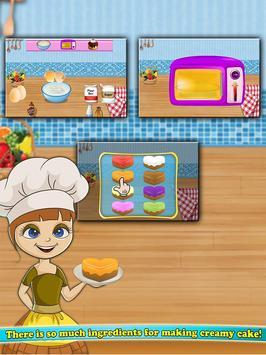 Girls Cooking Games screenshot 23