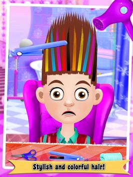 Hair Salon : Sexy Hair Style screenshot 9