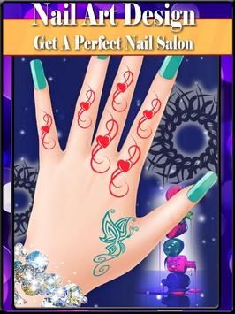 Nail art design girls games apk download free casual game for nail art design girls games apk screenshot prinsesfo Gallery