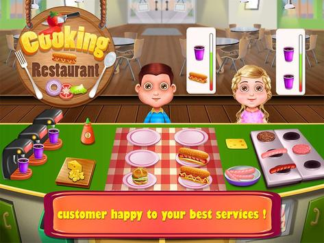 Cooking Restaurant screenshot 4