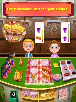 Cooking Restaurant screenshot 1