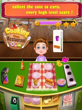 Cooking Restaurant screenshot 2