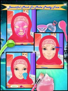 Hijab Styles Fashion Salon poster