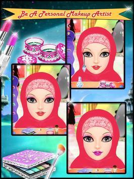 Hijab Styles Fashion Salon screenshot 14