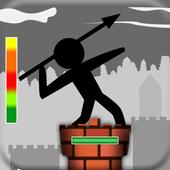 Stickman Javelin Fighting icon