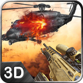 Modern Counter War Helicopter icon