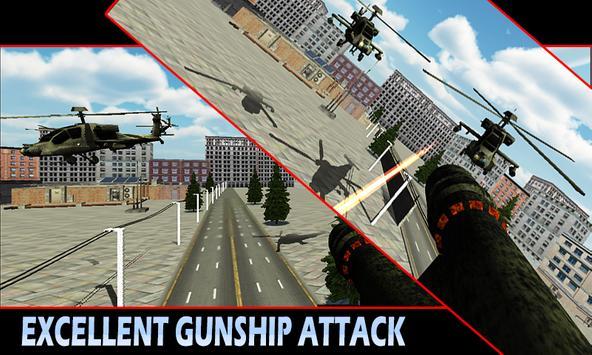 Modern Counter War Helicopter screenshot 1