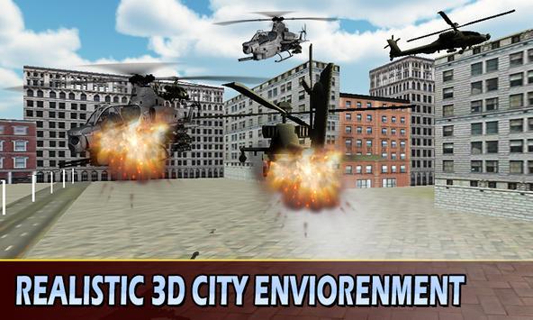 Modern Counter War Helicopter screenshot 2